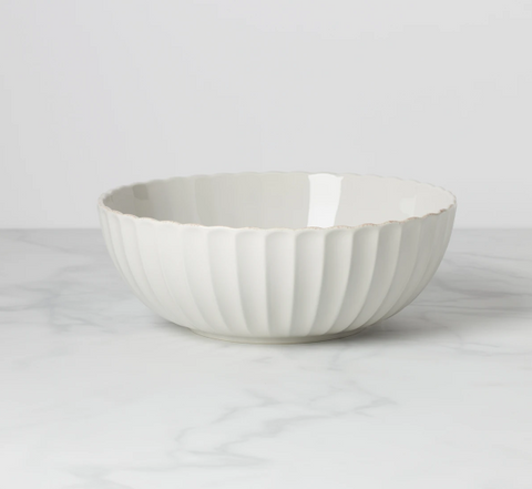 French Perle Serving Bowl