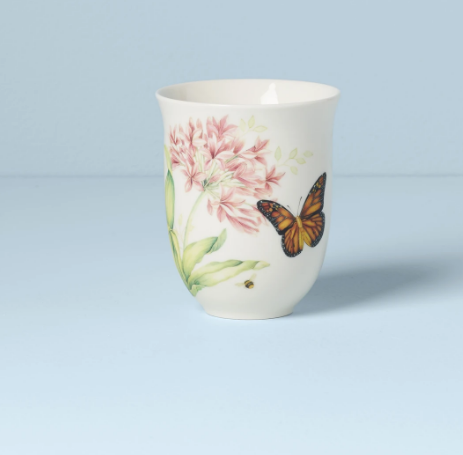 Butterfly Meadow Thermal Tea Mug