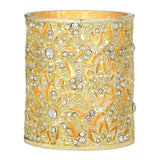 Gold Windsor Tealight Holder