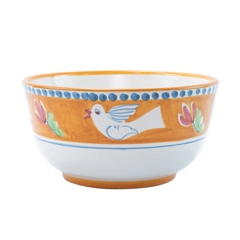 Campagna Uccello Deep Serving Bowl