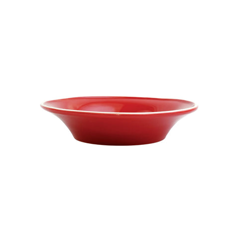 Chroma Red Pasta Bowl