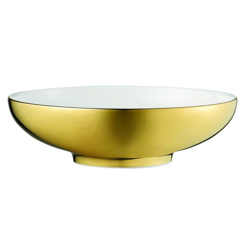 Adonis Fruit/Dessert Bowl, Gold