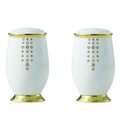 Adonis Salt & Pepper Shaker, Gold