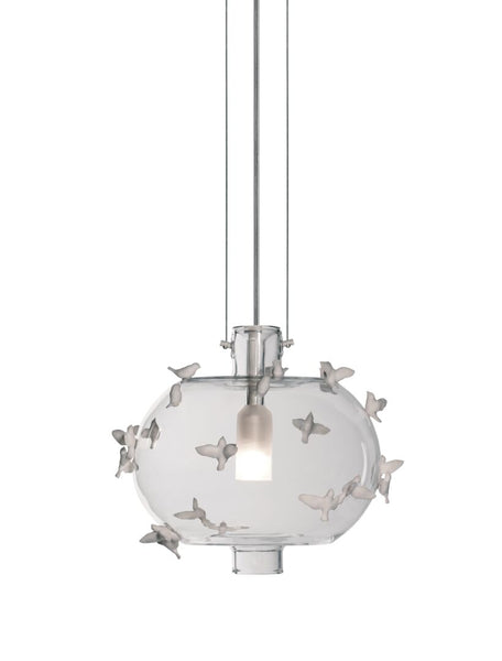 Lladro Freeze frame I - Hanging lamp (US) Dalmazio Design
