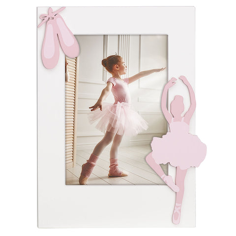 "Lenox Ballerina™ 5"" x 7"" Wood Frame - LAST IN STOCK Dalmazio Design"