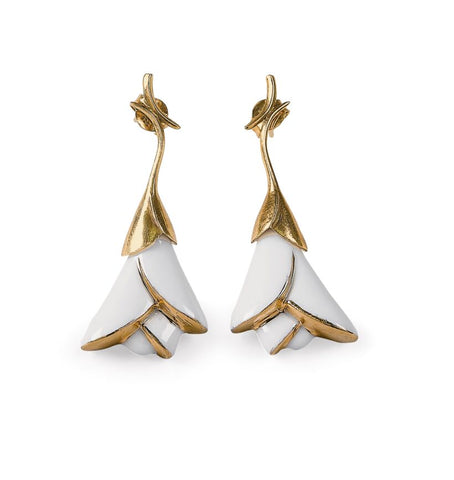 Heliconia Short Earrings