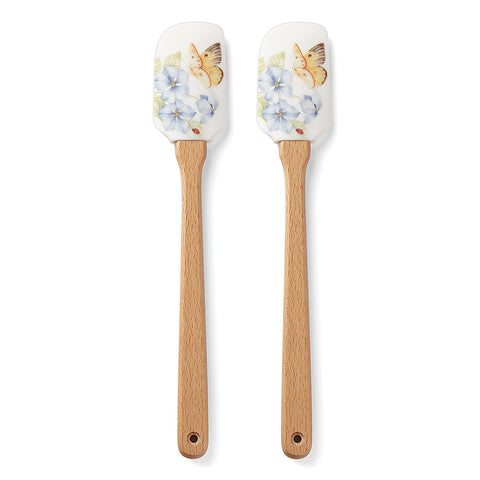 Lenox Butterfly Meadow® 2-piece Spatula Set Dalmazio Design
