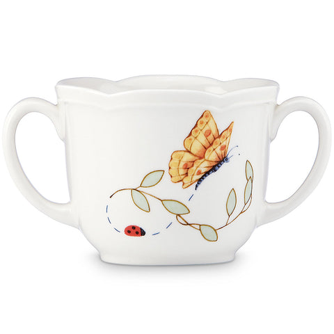 Lenox Butterfly Meadow® Baby Cup - LAST IN STOCK Dalmazio Design