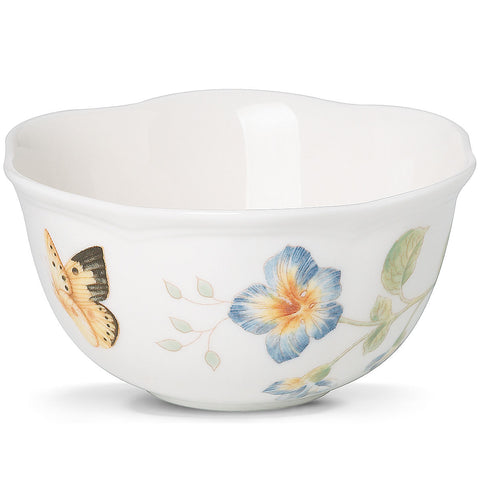 Lenox Butterfly Meadow® Dessert Bowl Dalmazio Design