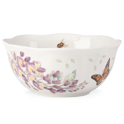 Lenox Butterfly Meadow® Ice Cream Bowl Dalmazio Design