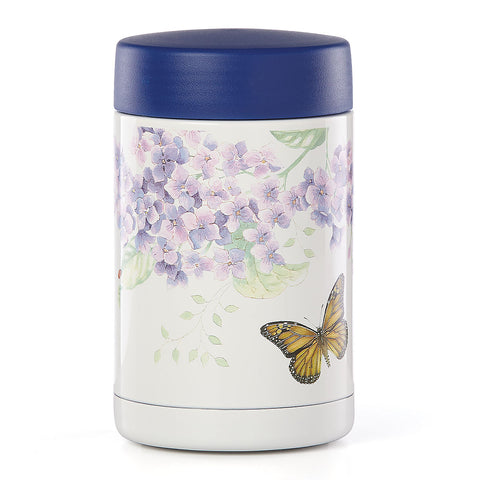 Lenox Butterfly Meadow® Large Insulated Food Container Dalmazio Design