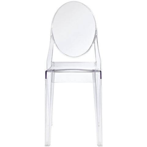 Clear Acrylic Chair Rental