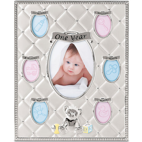 Lenox Childhood Memories™ 1st Year Frame - LAST IN STOCK Dalmazio Design
