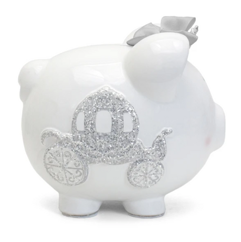Cinderella Piggy Bank