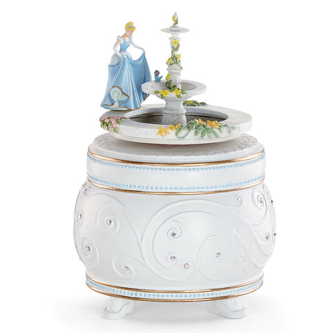 Lenox Cinderella's Dream Trinket Box - LAST IN STOCK Dalmazio Design