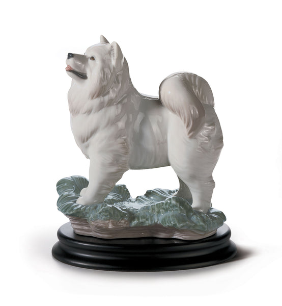 Lladro The Dog Figurine - Dalmazio Design