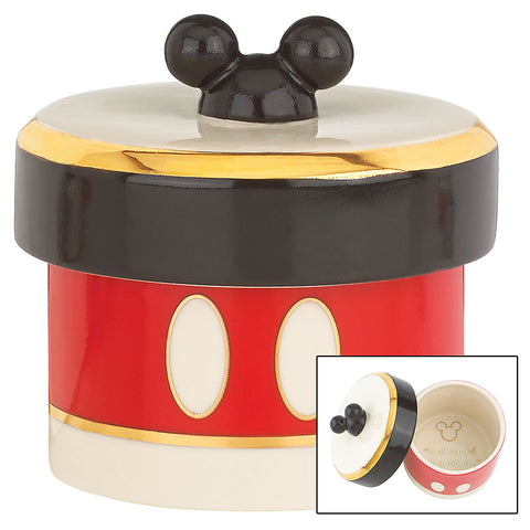 Lenox Disney's Mickey Mouse Keepsake Box by Lenox - LAST IN STOCK Dalmazio Design