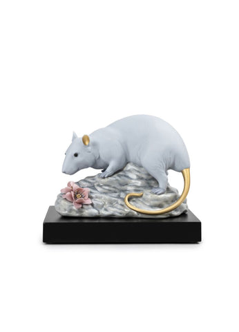 The Rat Figurine. Limited Edition