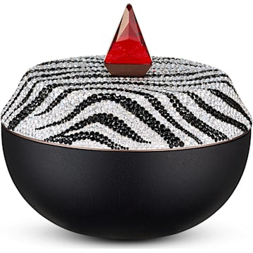 Swarovski Elegance of Africa Decorative Box Jamila, Small - Dalmazio Design