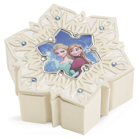 Lenox Elsa & Anna Keepsake Box - LAST IN STOCK Dalmazio Design