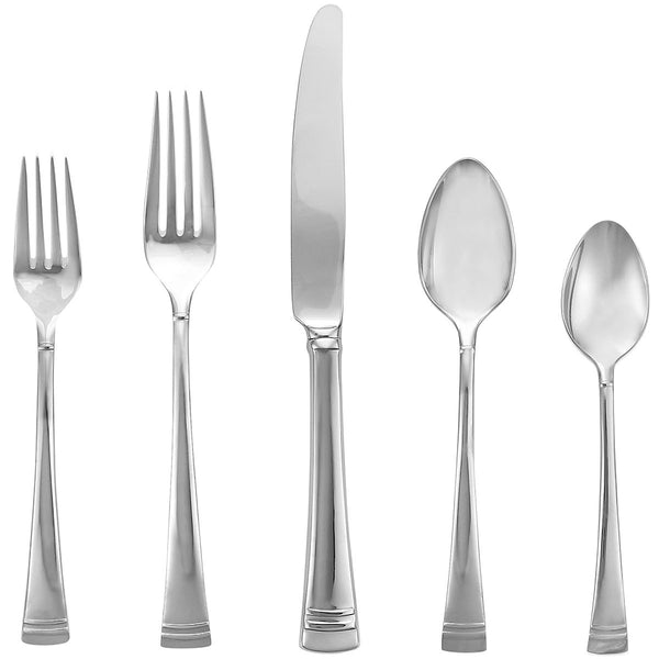 Federal Platinum™ 5-piece Place Setting