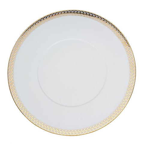 Gem Cut Gold, Charger Plate