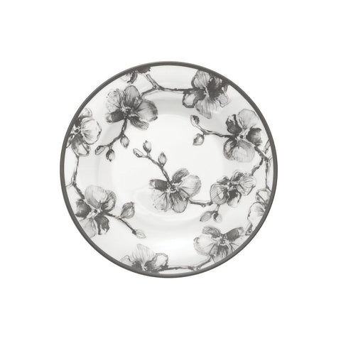 Black Orchid Salad Plate