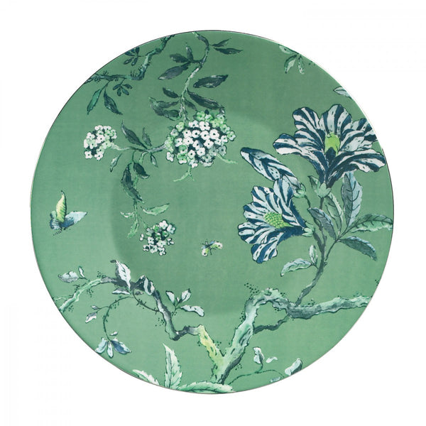 Wedgwood Chinoiserie Green Salad Plate - OUT OF STOCK Dalmazio Design
