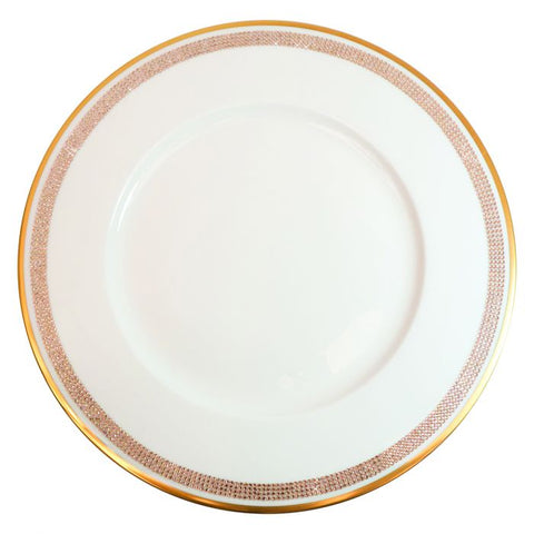 Knightsbridge Gold Charger Plate, Gold