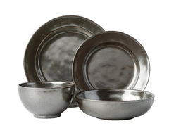 Pewter Stoneware Collection