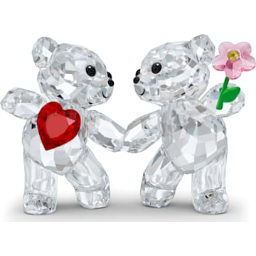 Swarovski Kris Bear Happy Together - Dalmazio Design