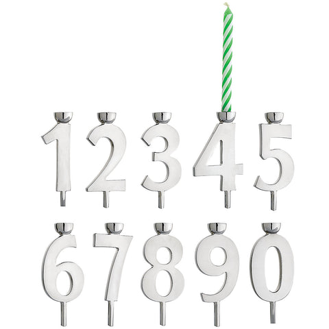 Let's Celebrate™ 10-piece Candle Holder Set - LAST IN STOCK