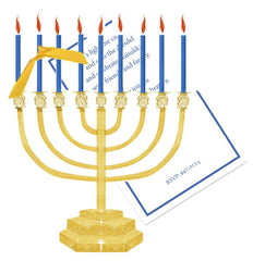 Personalized Hanukkah Cards & Invitations
