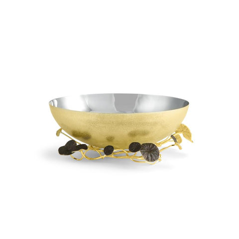 Monet's Garden - Golden Sunset Large Bowl
