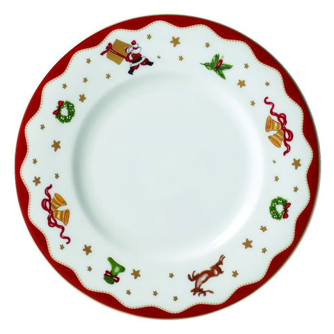 My Noel Bread & Butter Plate