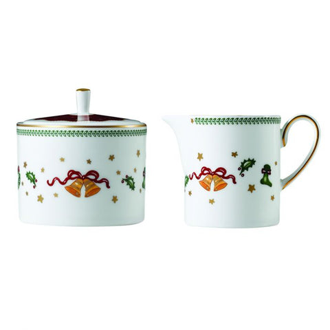 My Noel Sugar & Creamer Set