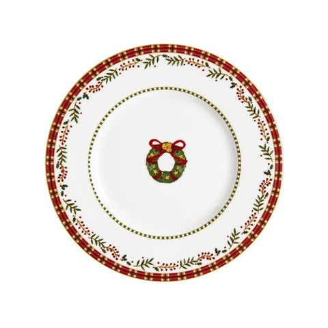 Nutcracker Bread & Butter Plate