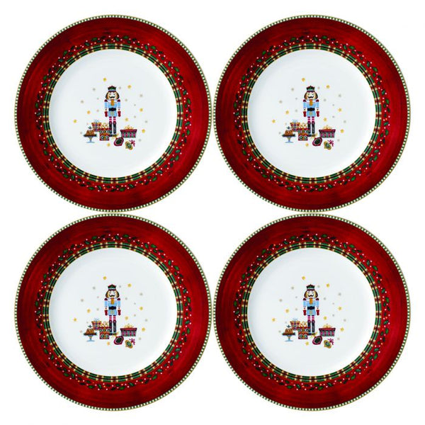 Salad / Dessert Plate (Set of 4)