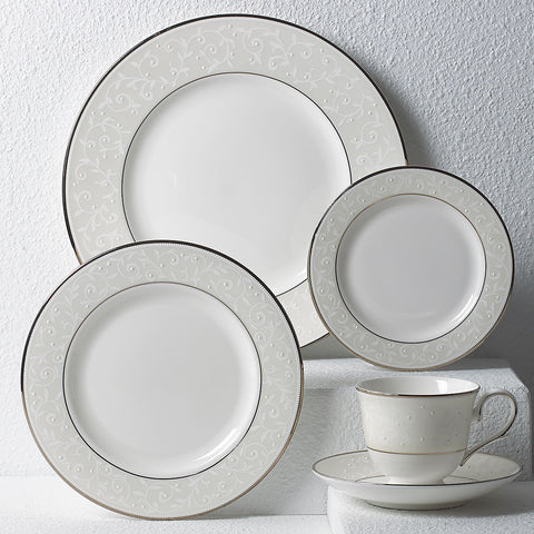 Lenox Opal Innocence™ 5-piece Place Setting Dalmazio Design