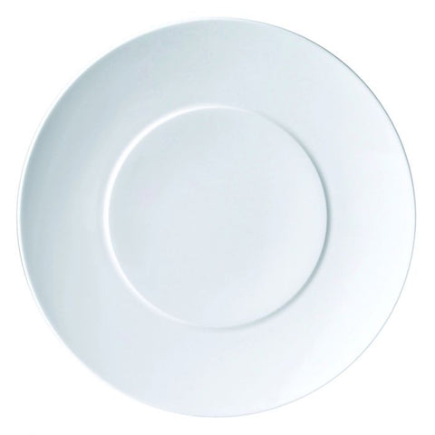 Origin Salad / Dessert Plate, White