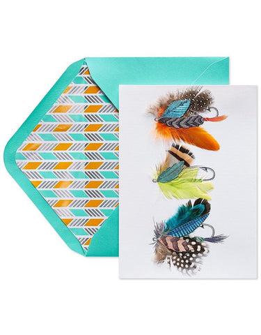 Fishing Lures Father's Day Card