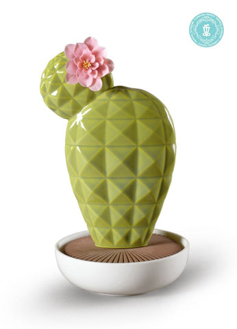 Opuntia Cactus Diffuser. Tropical Blossoms Scent