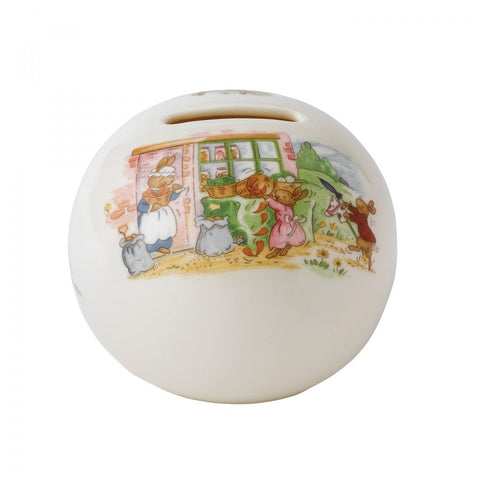 Royal Doulton Bunnykins Money Ball Dalmazio Design