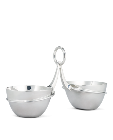 Wentworth Double Nut Bowl