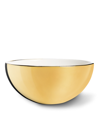 Somerville Nut Bowl, Gold