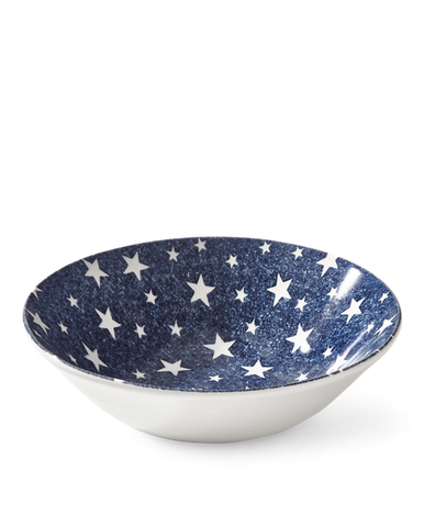 Midnight Sky Cereal Bowl, Indigo