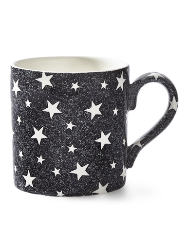 Midnight Sky Mug, Light Black