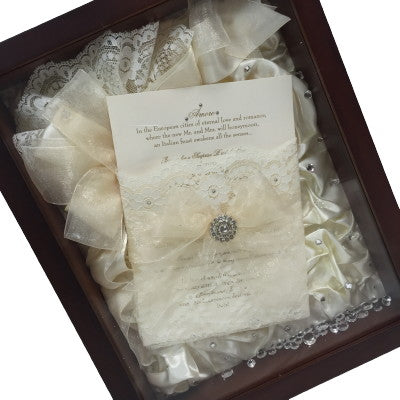 Dalmazio Design Keepsake Shadowbox - 8
