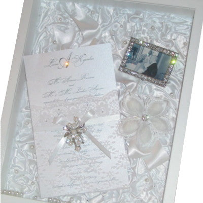 Dalmazio Design Keepsake Shadowbox - 11