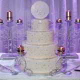 Sweet 16 Candelabra - Royal Affair Rental